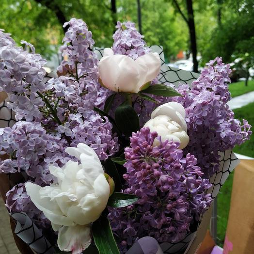 Тысяча чувств: букеты цветов на заказ Flowwow