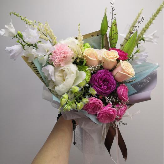 Сью: букеты цветов на заказ Flowwow