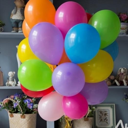 18 шариков ассорти