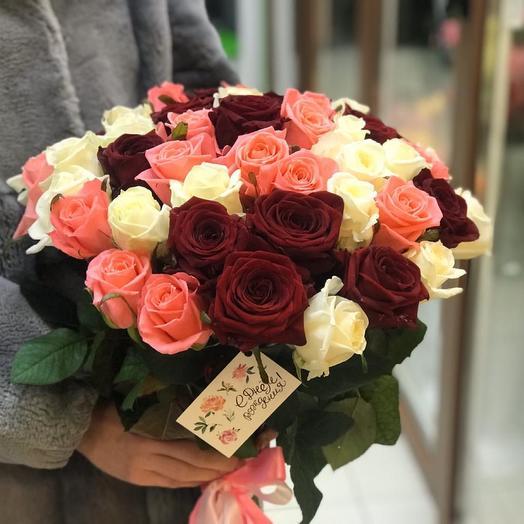 51 подмосковная роза микс
