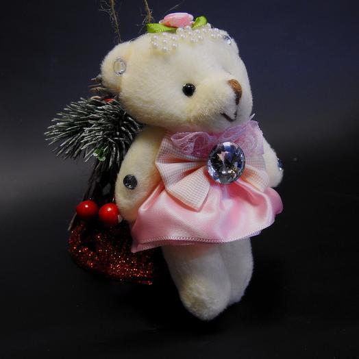 Мишка для Букетов
