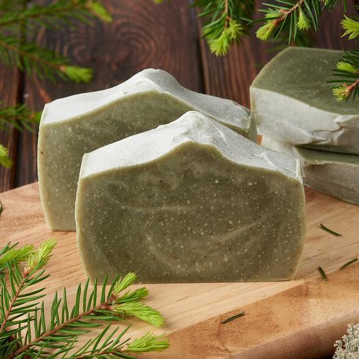 Натуральное органическое мыло Хвойное