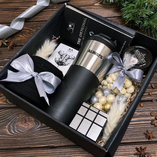 Подарок мужчине «Black box»