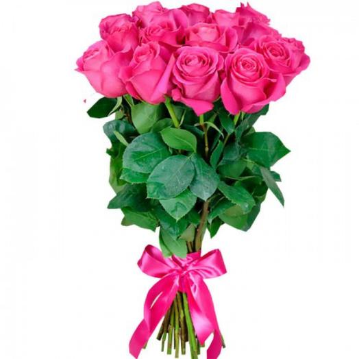 Bouquet of 15 fragrant roses