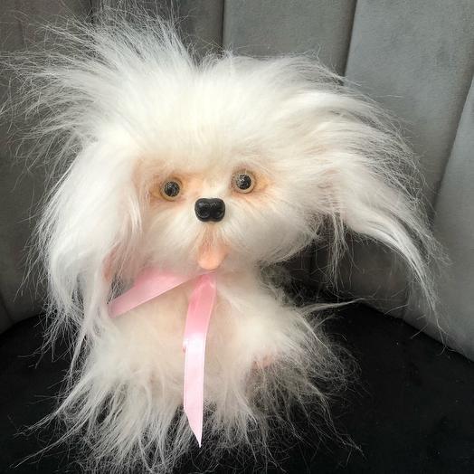 Handmade doggie 19 cm