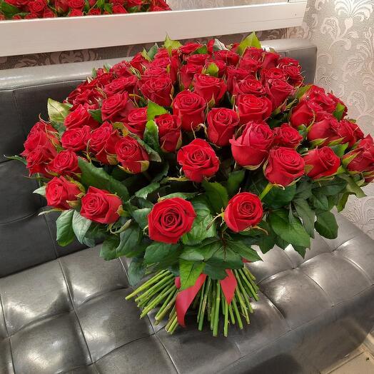 101 Роза 60см
