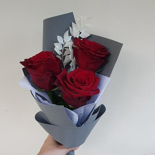 Букет- комплимент из роз