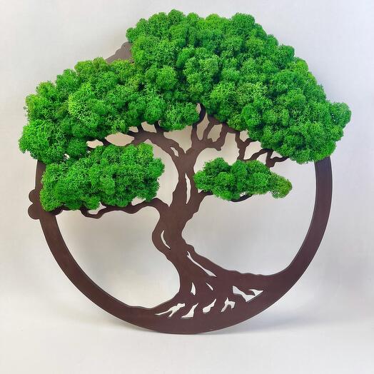 Сказочный дуб 40 см