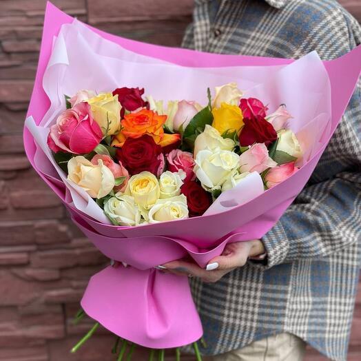 39 роза кения в оформлении