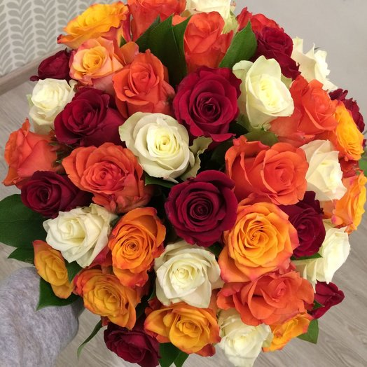 Осеннее настроение / Autumn mood: букеты цветов на заказ Flowwow