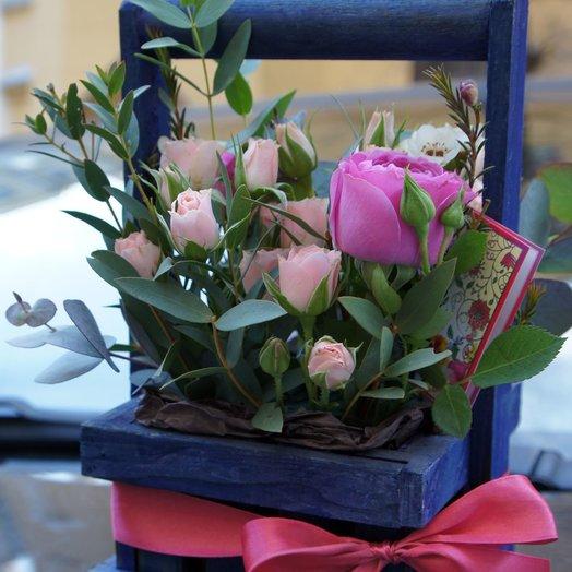 Frosty morning: букеты цветов на заказ Flowwow