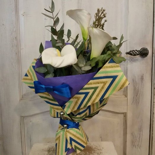Элегант: букеты цветов на заказ Flowwow