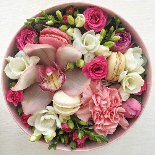 SARMAN: букеты цветов на заказ Flowwow