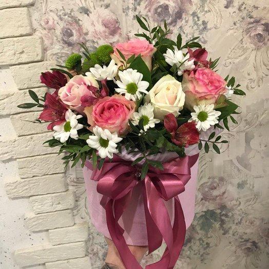 Амиго: букеты цветов на заказ Flowwow