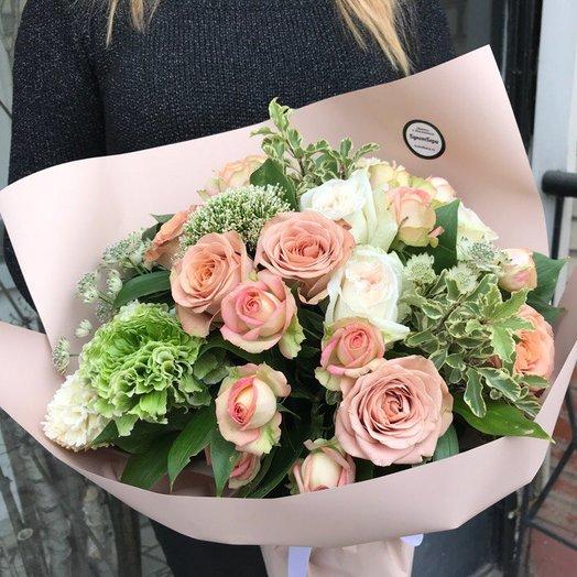 """Букет """"lovestory"""": букеты цветов на заказ Flowwow"""