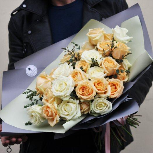 Признание Давида: букеты цветов на заказ Flowwow