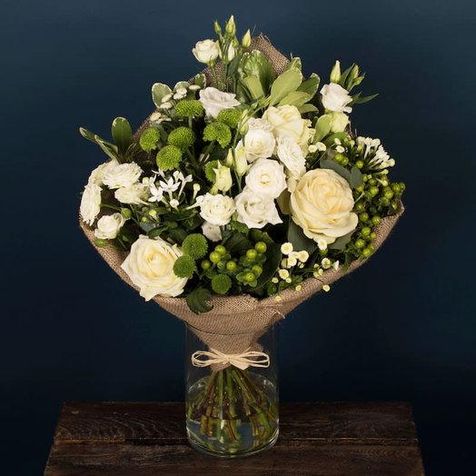 Букет Свежесть: букеты цветов на заказ Flowwow