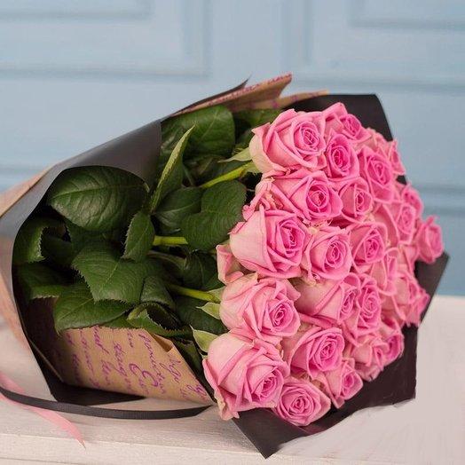 Российская роза Ревиваль: букеты цветов на заказ Flowwow