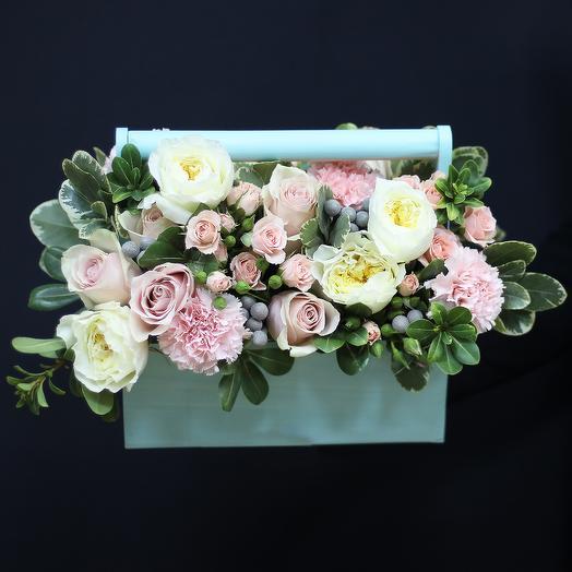 Бокс 26: букеты цветов на заказ Flowwow