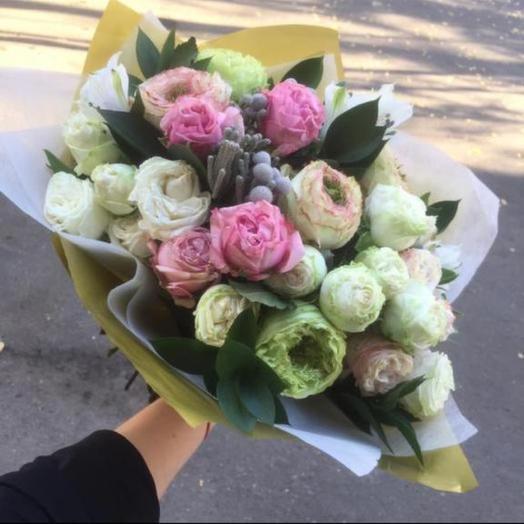 Smile: букеты цветов на заказ Flowwow
