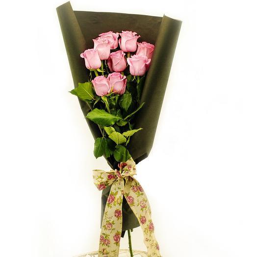 """Букет """"Топаз в ночи"""": букеты цветов на заказ Flowwow"""