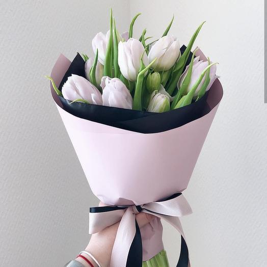 """Букет """"Простота"""": букеты цветов на заказ Flowwow"""
