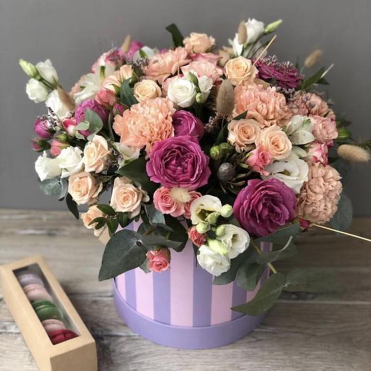 Первая любовь 💗: букеты цветов на заказ Flowwow