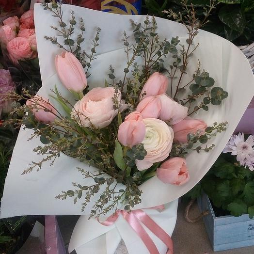 Непослушная Кокетка: букеты цветов на заказ Flowwow