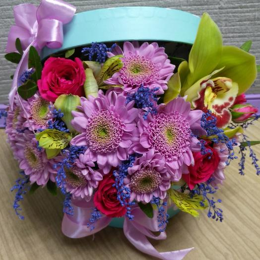 Краски мираж: букеты цветов на заказ Flowwow