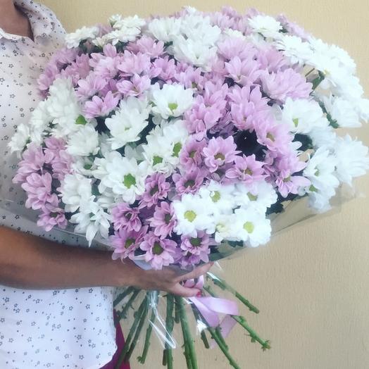 """Букет """"Маршмеллоу"""": букеты цветов на заказ Flowwow"""