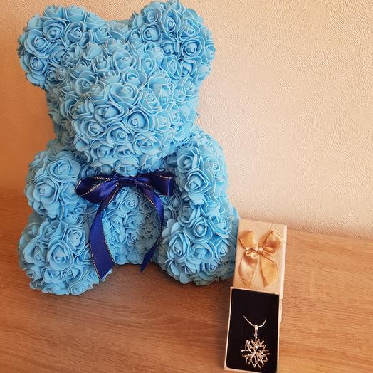 Подарочный набор 42: букеты цветов на заказ Flowwow