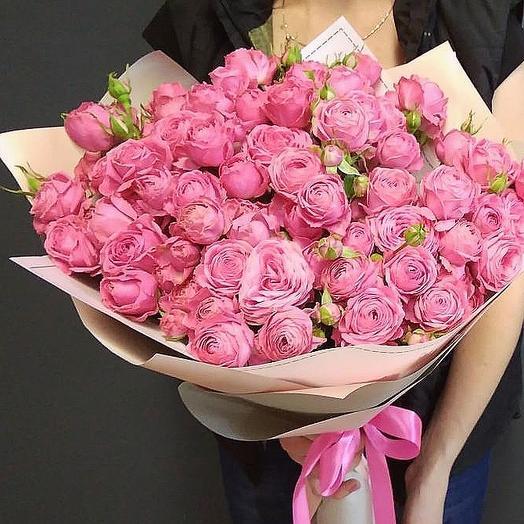 Пленительный аромат: букеты цветов на заказ Flowwow