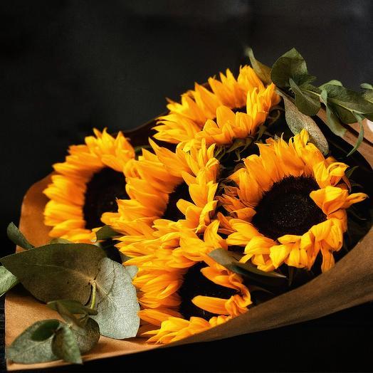 Букет лето: букеты цветов на заказ Flowwow