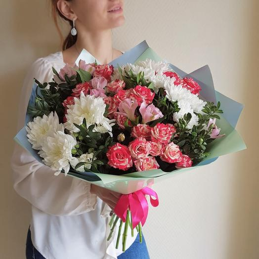 Букет 71: букеты цветов на заказ Flowwow