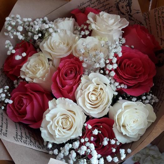 Поэма: букеты цветов на заказ Flowwow