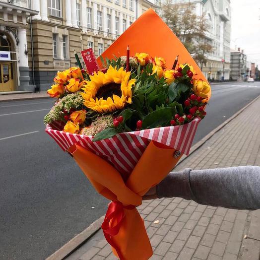 1 сентября 🎊: букеты цветов на заказ Flowwow