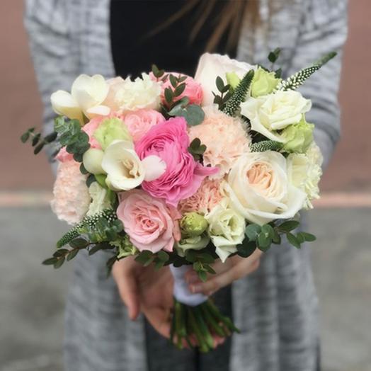 """Букет невесты """"Магнетизм"""": букеты цветов на заказ Flowwow"""