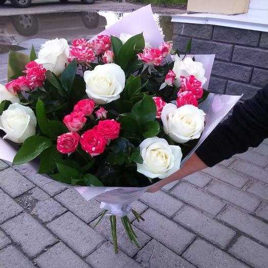 Элеонора: букеты цветов на заказ Flowwow