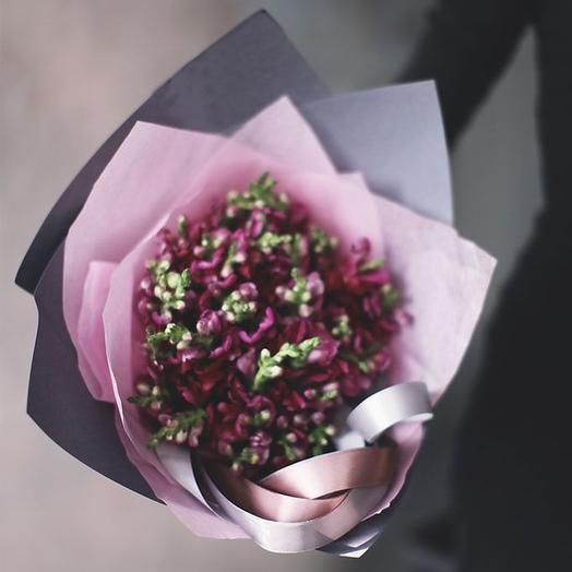 "Букет ""Черника"": букеты цветов на заказ Flowwow"