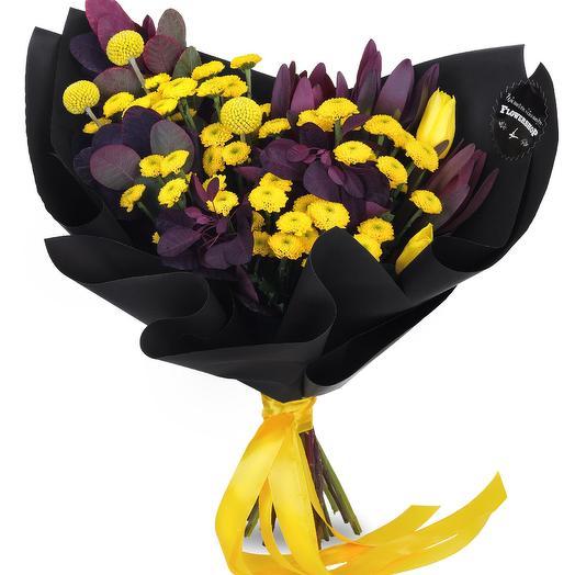 Шейкер: букеты цветов на заказ Flowwow