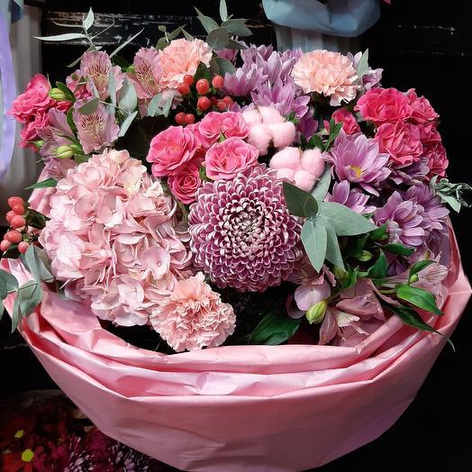 Райское озеро: букеты цветов на заказ Flowwow
