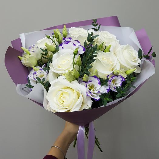 Букет 4: букеты цветов на заказ Flowwow