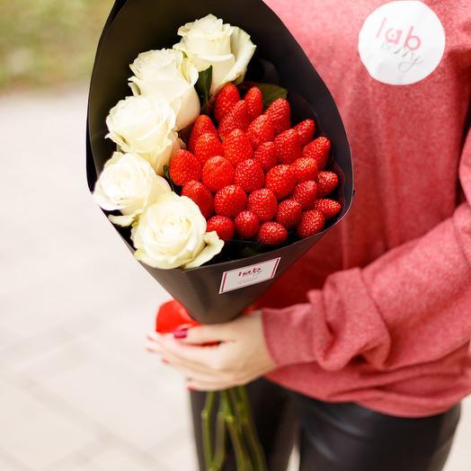 Барокко М: букеты цветов на заказ Flowwow