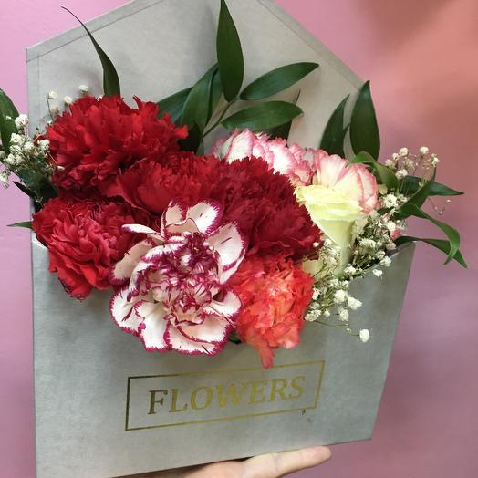 «Утончённость»: букеты цветов на заказ Flowwow