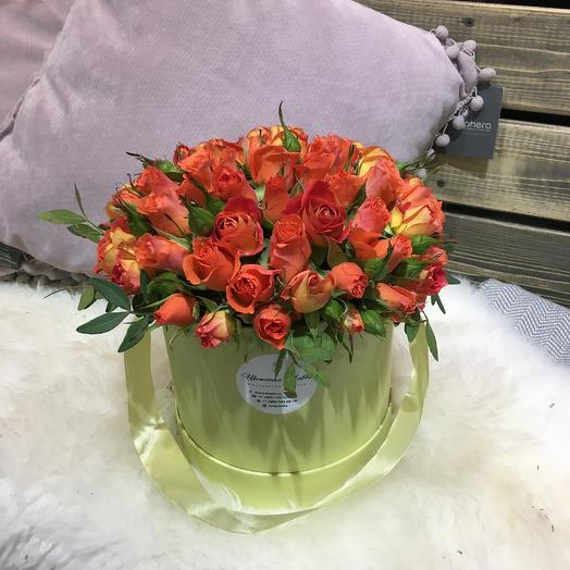 Лисица: букеты цветов на заказ Flowwow