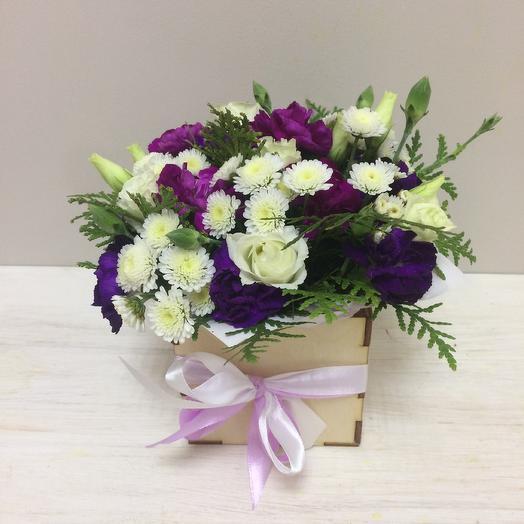 Земфира: букеты цветов на заказ Flowwow