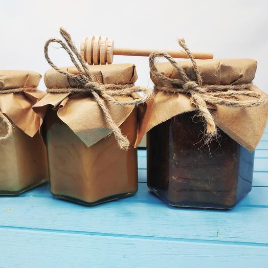 """Набор """"Три мёда"""": букеты цветов на заказ Flowwow"""