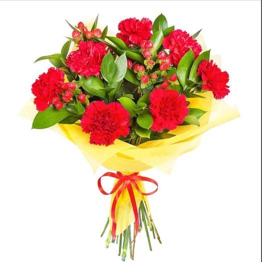 Помним: букеты цветов на заказ Flowwow
