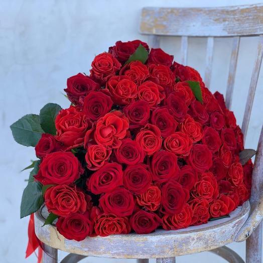Рз02: букеты цветов на заказ Flowwow