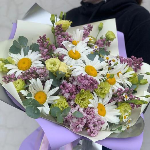 С01: букеты цветов на заказ Flowwow